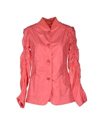 Jet Set Suits And Jackets Blazers Women Coral