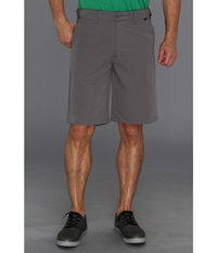 Travismathew Turn Flex Short Dark Grey Men's Shorts Gray
