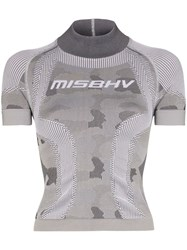 Misbhv Military Short Sleeve Top 60