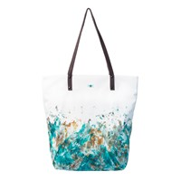 Rubi And Cube Original Tote Aqua Verde
