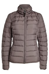 Parajumpers Quilted Down Jacket Brown