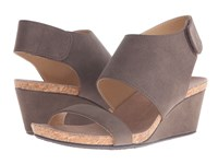 Adrienne Vittadini Transe Toast Sueded Women's Sandals Brown