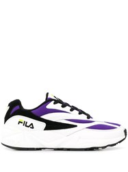 Fila Venom Low Top Sneakers Purple