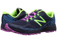 New Balance Vazee Summit Abyss Toxic Women's Running Shoes Navy