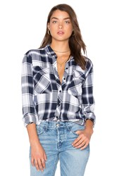Rails Dylan Button Down Blue