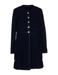High Coats Dark Blue