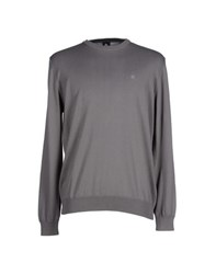Marina Yachting Knitwear Jumpers Men Grey