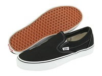 Vans Classic Slip On Core Classics Black Canvas Shoes