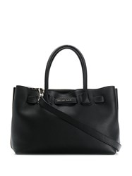 Philipp Plein Large Tote Bag Black