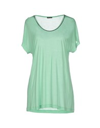 Pennyblack Topwear T Shirts Women Light Green