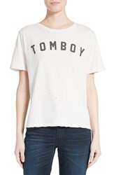 Amo Women's Tomboy Graphic Tee