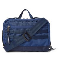 Indispensable Dinky Canvas Messenger Bag Navy