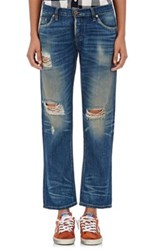 Nsf Women's Beck Slouchy Jeans Blue