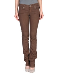 Parasuco Cult Casual Pants Brown