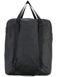 Arcteryx Veilance Arc'teryx Seque Shopping Bag Unisex Nylon One Size Black