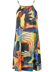 Lygia And Nanny Printed Isis Dress Multicolour