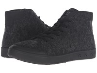 Rag And Bone Standard Issue Wool High Top Black Wool