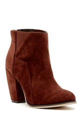 Michael Antonio Moo Ankle Bootie Brown