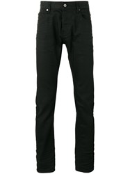 Just Cavalli Straight Leg Jeans Black
