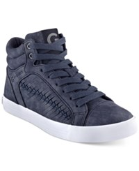 G By Guess Olisa Lace Up Sneakers Women's Shoes Blue