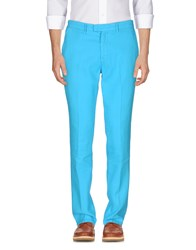 Haikure Casual Pants Azure