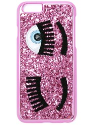 Chiara Ferragni 'Flirting' Iphone 6 6S Case Pink And Purple