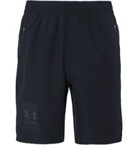 Under Armour Storm Cyclone Stretch Shell Shorts Black