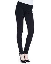 The Row Stratton Stretch Seamed Leggings