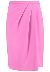 Patrizia Pepe Pencil Skirt Wild Pink