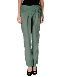 Germano Zama Casual Pants Green