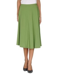 Ean 13 3 4 Length Skirts Green