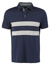 Banana Republic Polo Shirt Navy Dark Blue