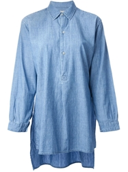 Marc By Marc Jacobs Denim Shirt Blue