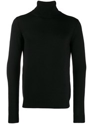 Nuur Turtleneck Sweatshirt Black