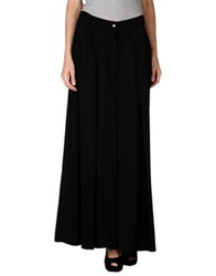 Loiza By Patrizia Pepe Long Skirts Black