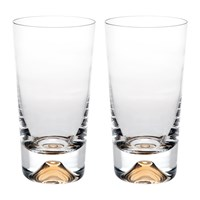 Vista Alegre Olympos Highball Glass Set Of 2