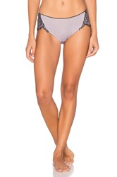 For Love And Lemons Loucette Brief Gray