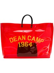 Dsquared2 Dean Camp Shopper
