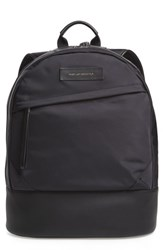 Want Les Essentiels 'S 'Kastrup' Backpack Black Black Nylon