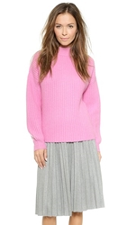 Demy Lee Lawrence Cashmere Sweater Pink