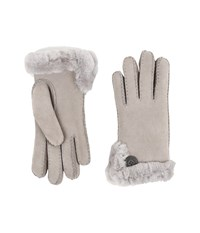 Ugg Side Vent Bailey Glove Seal Extreme Cold Weather Gloves Blue