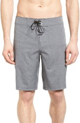 Billabong Men's All Day X Solid Board Shorts Charcoal Heather