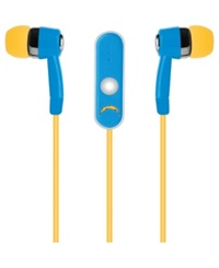 Mizco San Diego Chargers Earbuds Team Color