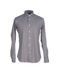 Borsa Shirts Shirts Men Black
