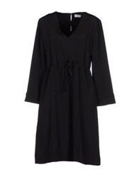 Ailanto Short Dresses Black