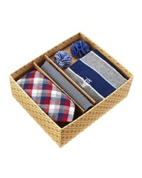 Original Penguin Five Piece Sock And Tie Box Set Multi