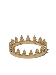 Annoushka 18Kt Yellow Gold Crown Ring 60