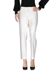 Windsor. Casual Pants White