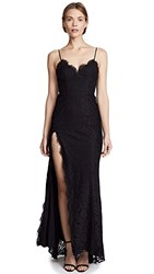 Fame And Partners The Everett Dress Black