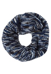 Your Turn Egona Snood Grey Blue